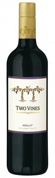 Two Vines Merlot - Jahrgang: 2017