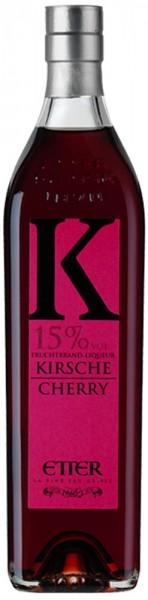 Etter Kirsch Fruchtbrand-Likör 0,35L