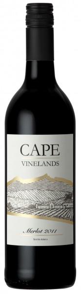 Cape Vinelands Merlot - 2011