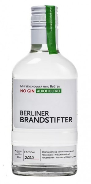 Berliner Brandstifter No Gin alkoholfrei 0,35 Liter