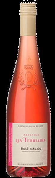 Les Terriades Rosé d'Anjou - Jahrgang: 2019