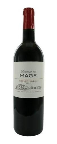 Domaine du Mage Merlot - Syrah Rouge - 2014
