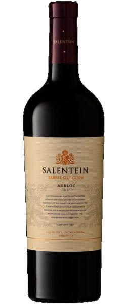 Salentein Barrel Selection Merlot - 2015