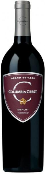 Columbia Crest Grand Estates Merlot - Jahrgang: 2017