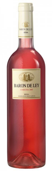 Baron de Ley Rioja Rosado DOCa - 2015