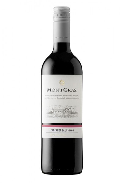 MontGras Cabernet Sauvignon - 2015