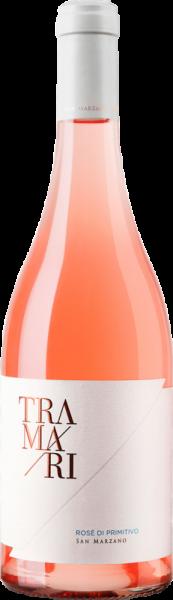 Tramari Rosé Primitivo del Salento IGP - Jahrgang: 2019