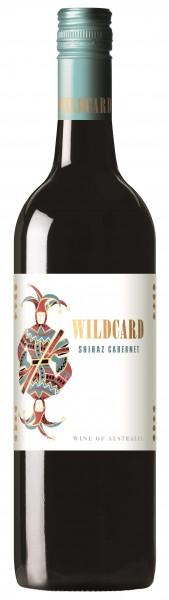 Wildcard Shiraz Cabernet Sauvignon - Jahrgang: 2019
