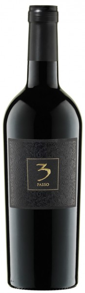 Cielo e Terra Tre Passo Vino Rosso Biologico - Jahrgang: 2019