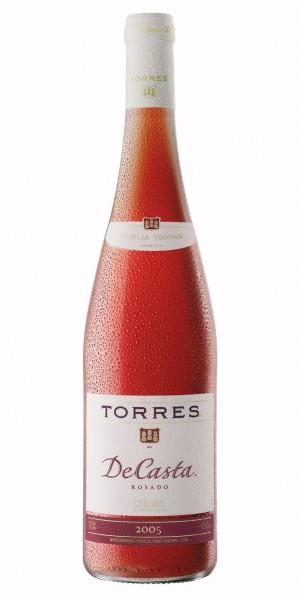 Torres De Casta Rosado - 2016