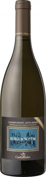 Castelfeder Riserva Burgum Novum Chardonnay - Jahrgang: 2016