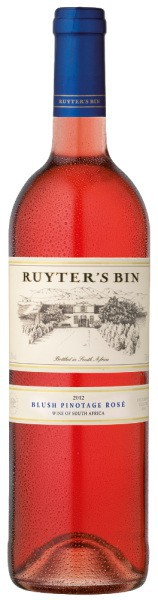 Ruyter's Bin Rosé Stellenbosch - Jahrgang: 2020
