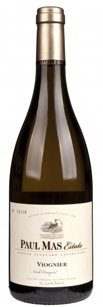 Paul Mas Estate Viognier Single Vineyard - 2013