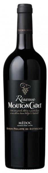 Réserve Mouton Cadet Médoc Bordeaux AOC - 2012