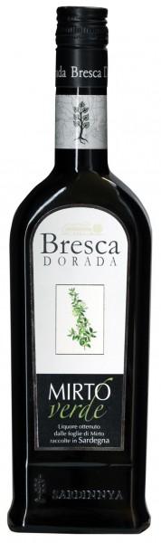Bresca Dorada Mirto Verde 0,5L in Geschenkpackung