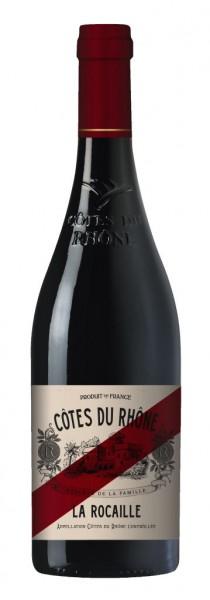 La Rocaille Côtes du Rhône AOC - 2016