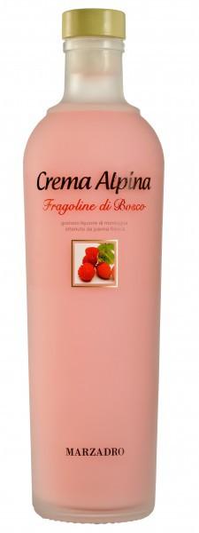 Marzadro Crema Alpina Fragoline di Bosco 0,7L
