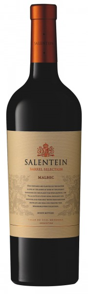 Salentein Barrel Selection Malbec - 2015