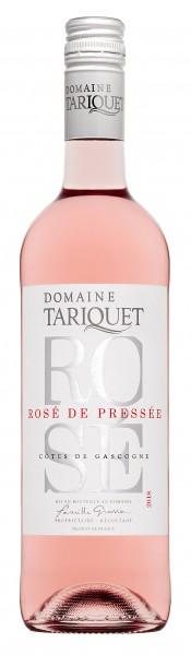 Domaine du Tariquet Rosé de Pressée - Jahrgang: 2019