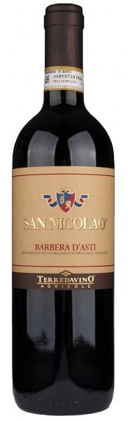 San Nicolao Barbera d'Asti DOCG - 2014