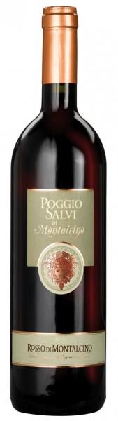 Villa Poggio Salvi Rosso di Montalcino DOC - 2010