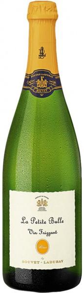 Bouvet Ladubay La Petite Bulle Vin Pétillant Blanc