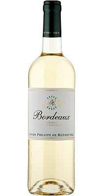 Baron Philippe de Rothschild Rothschild Bordeaux Blanc AOC - 2015, 5,95