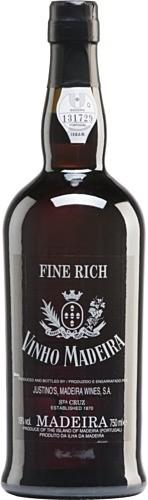 Justino's Madeira Fine Rich DOC