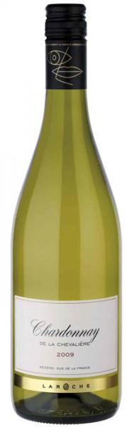 Chardonnay de La Chevalière Vin de Pays d'Oc - 2016