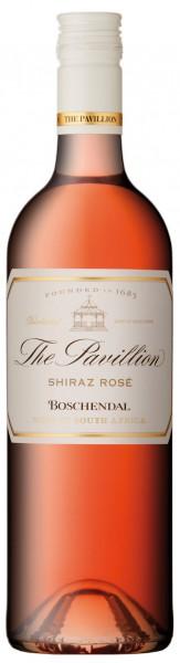 The Pavillion Shiraz Rosé - 2015