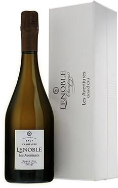 Champagne Lenoble Cuvée Les Aventures Grand Cru Blanc de Blancs