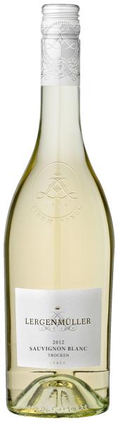 Lergenmüller Sauvignon Blanc QbA trocken - 2015