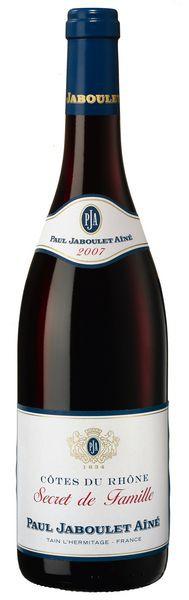 Côtes du Rhône Secret de Famille Rouge - 2014
