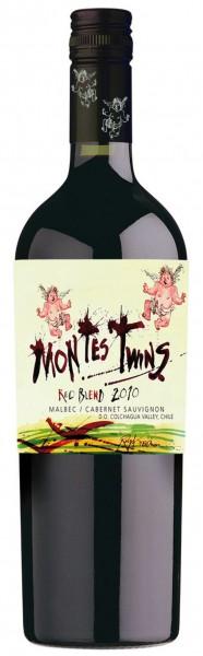 Montes Twins Malbec Cabernet Sauvignon - Jahrgang: 2018