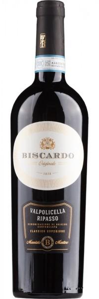 Biscardo Valpolicella Ripasso Classico Superiore DOC - 2014
