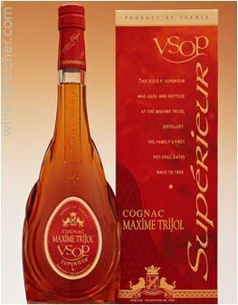 Maxime Trijol Cognac V.S.O.P. Superiore