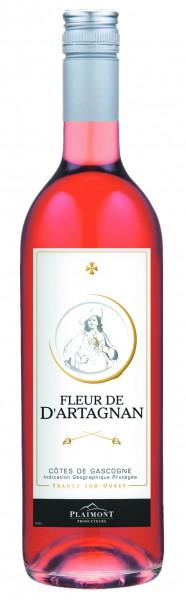 Fleur de d'Artagnan Rosé - 2016