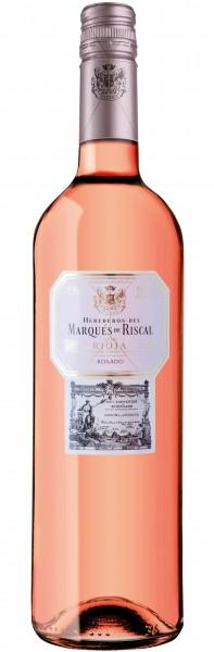 Marqués de Riscal Rosado Rioja - Jahrgang: 2019
