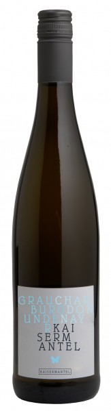 Kaisermantel Grauburgunder & Chardonnay trocken - 2015 (ehemals Pfandturm)