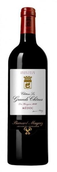 Château Les Grands Chênes Medoc Cru Bourgeois AC - 2010
