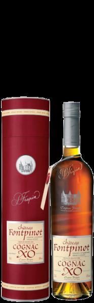 Château Fontpinot XO Premier Grand Cru du Cognac 0,35L