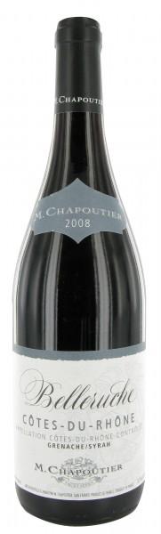 M. Chapoutier Belleruche Côtes du Rhone AOC - 2016
