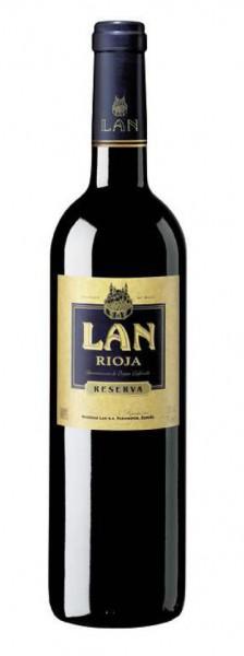 LAN Rioja Reserva DOCa - 2010
