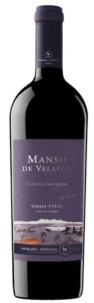 Torres Manso de Velasco Cabernet Sauvignon - Jahrgang: 2013