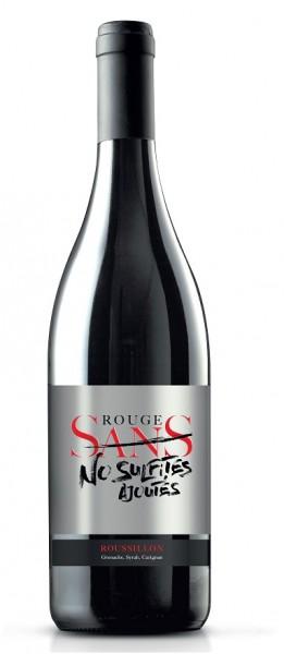 Roussillon Rouge Sans Sulfites - Jahrgang: 2019
