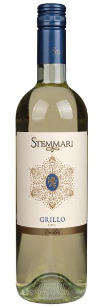 Stemmari Grillo Sicilia DOC - 2015