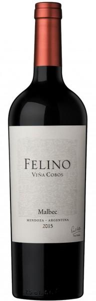 Vina Cobos Felino Malbec - 2015