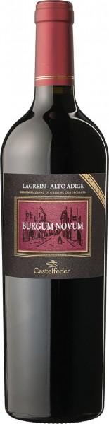 Castelfeder Riserve Burgum Novum Lagrein - 2015