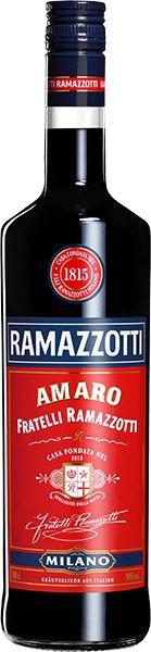 Ramazzotti Amaro 1 Liter