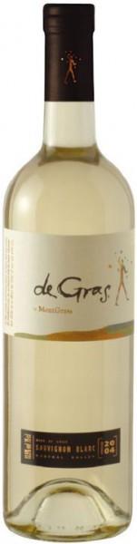 De Gras Sauvignon Blanc - 2015